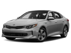 New 2018 Kia Optima Hybrid Premium Sedan for sale in Ogden, UT