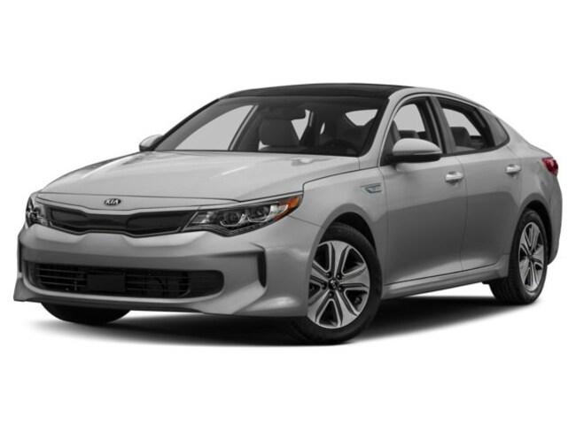 New 2018 Kia Optima Hybrid Premium Sedan