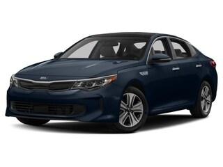 New 2018 Kia Optima Hybrid EX Sedan for sale in Vallejo, CA at Momentum Kia