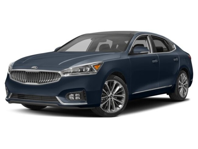 2018 Kia Cadenza Technology Sedan