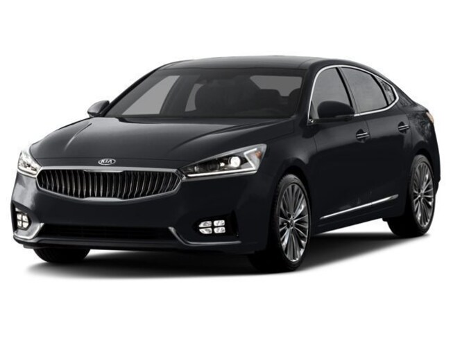 New 2018 Kia Cadenza Limited Sedan in Temple Hills
