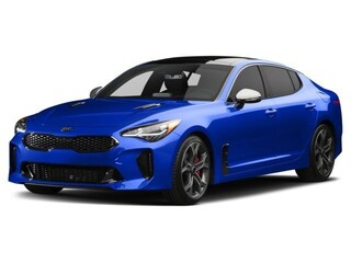 2018 Kia Stinger Sedan