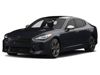 New 2018 Kia Stinger Sedan 11566 in Burlington, MA