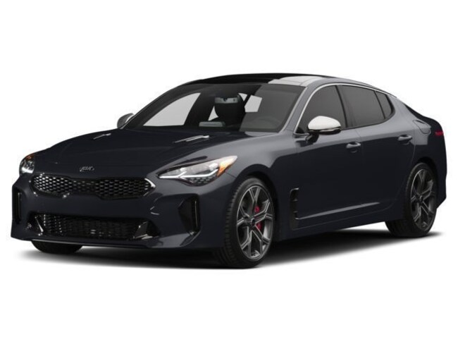 New 2018 Kia Stinger Base Sedan West Nyack