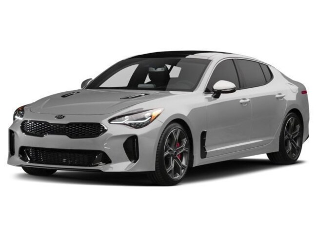 New 2018 Kia Stinger Premium Sedan in Temple Hills