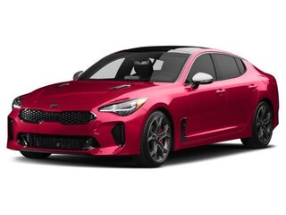 2018 Kia Stinger GT1 AWD Advance Driver Assistance Remote Start Sedan