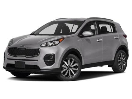 Featured new Kia vehicles 2018 Kia Sportage EX SUV for sale near you in Philadelphia, PA