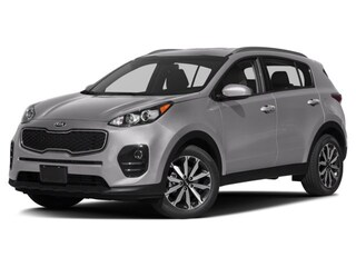 New 2018 Kia Sportage EX SUV K418334 Fayetteville, AR