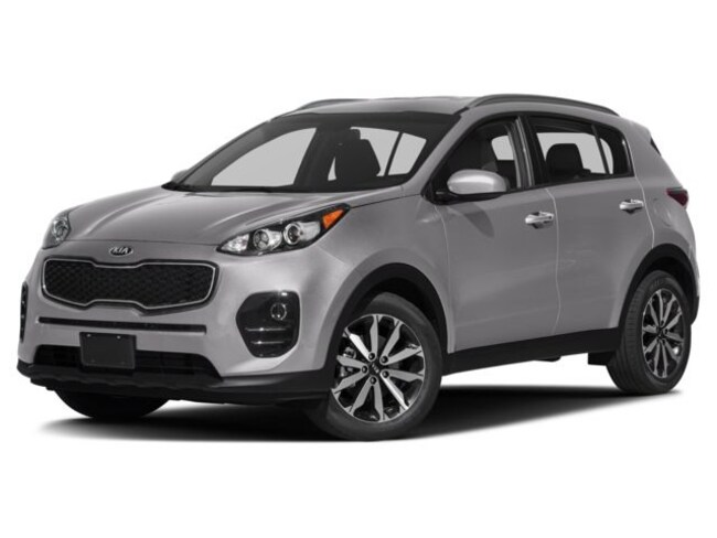 New Kia vehicle 2018 Kia Sportage EX SUV for sale near you in Philadelphia, PA