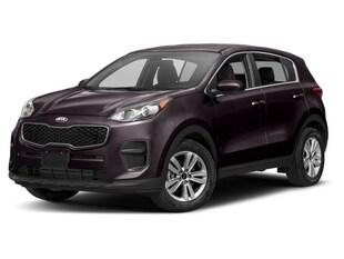 2018 Kia Sportage LX SUV