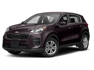 New 2018 Kia Sportage LX SUV 11377 in Burlington, MA