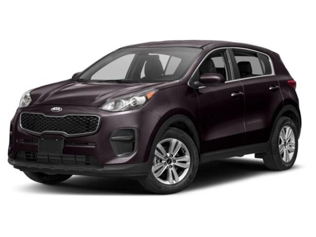 New 2018 Kia Sportage LX SUV Burlington, MA