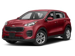 New 2018 Kia Sportage LX SUV 11380 in Burlington, MA