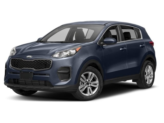 New 2018 Kia Sportage LX SUV in Temple Hills