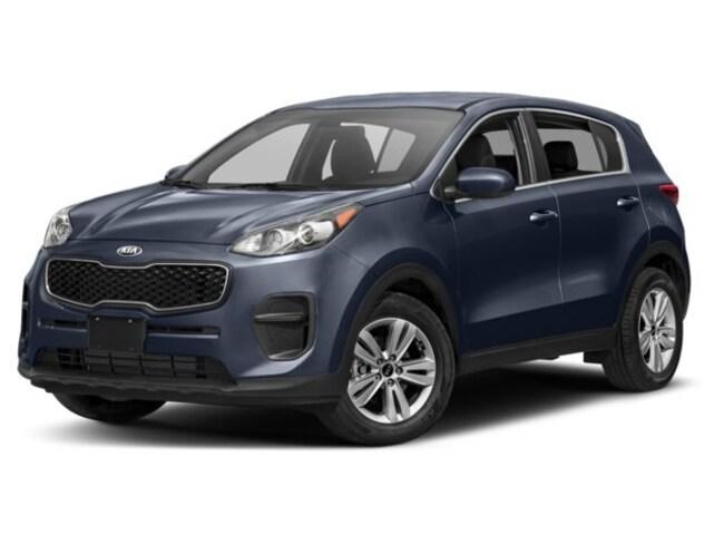 New 2018 Kia Sportage LX SUV for sale near Bridgewater, NJ at Fred Beans Kia of Flemington