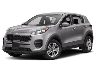 New 2018 Kia Sportage LX SUV Anchorage, AK
