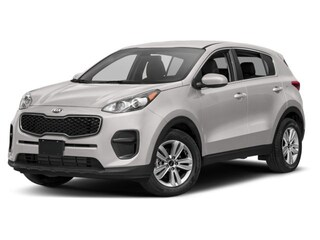 New 2018 Kia Sportage LX SUV 11669 in Burlington, MA