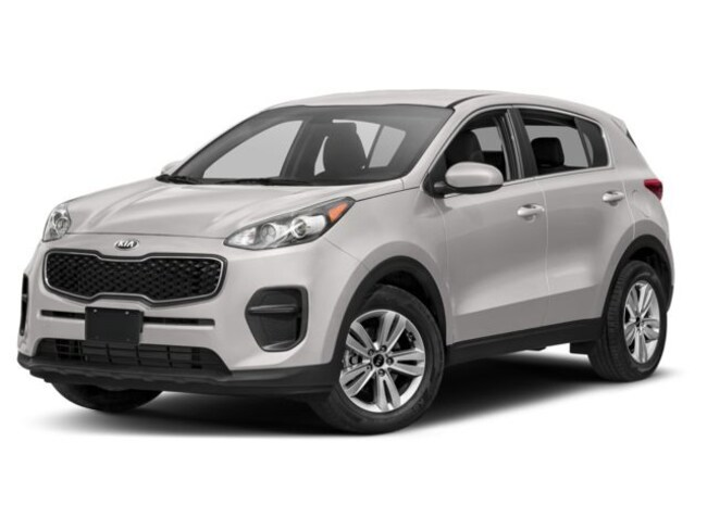 Pre-Owned 2018 Kia Sportage LX SUV in Grand Rapids, MI