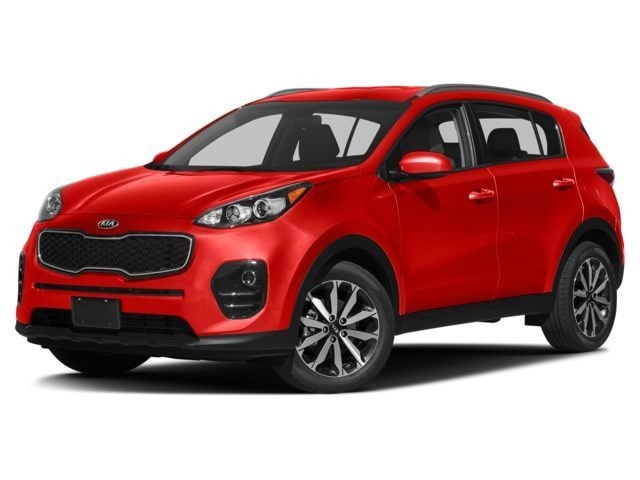 New 2018 Kia Sportage EX SUV Vallejo, California