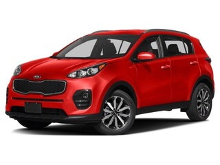 New 2018 Kia Sportage EX SUV for sale in Vallejo, CA at Momentum Kia