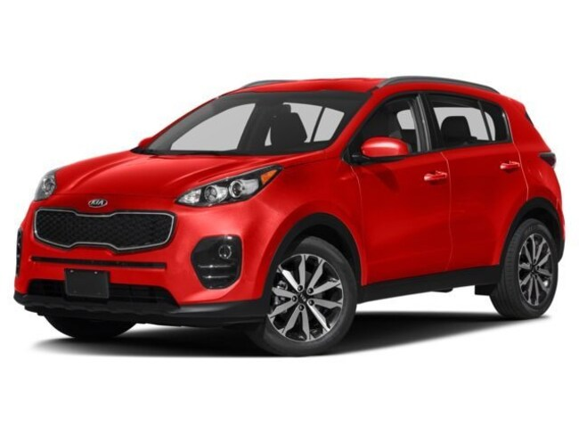 New 2018 Kia Sportage EX AWD SUV for sale in Stamford CT near Yonkers, Bronx NY, Milford, & Norwalk CT.