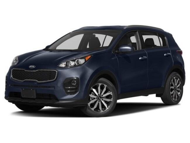 2018 Kia Sportage EX AWD SUV