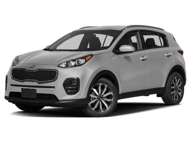 2018 Kia Sportage SUV