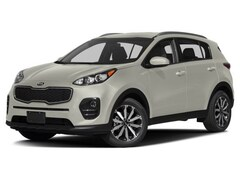 New 2018 Kia Sportage EX KNDPNCAC3J7469926 in State College, PA at Lion Country Kia