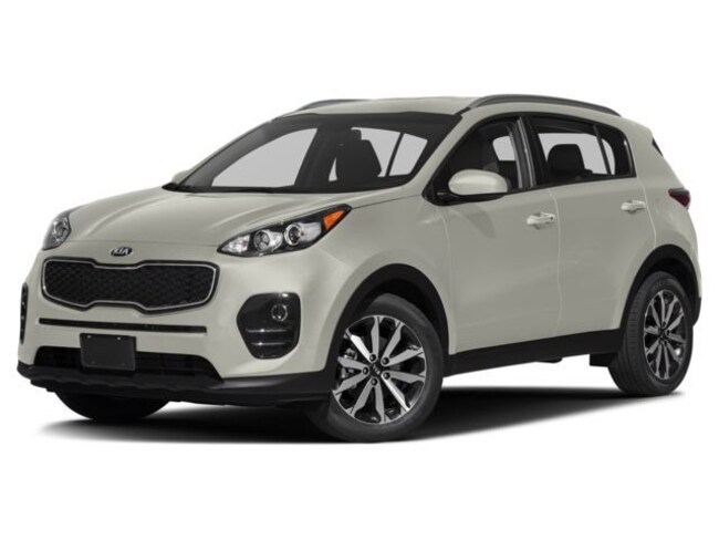 New 2018 Kia Sportage EX SUV for sale near Bridgewater, NJ at Fred Beans Kia of Flemington