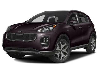 New 2018 Kia Sportage SX Turbo SUV for sale in Vallejo, CA at Momentum Kia