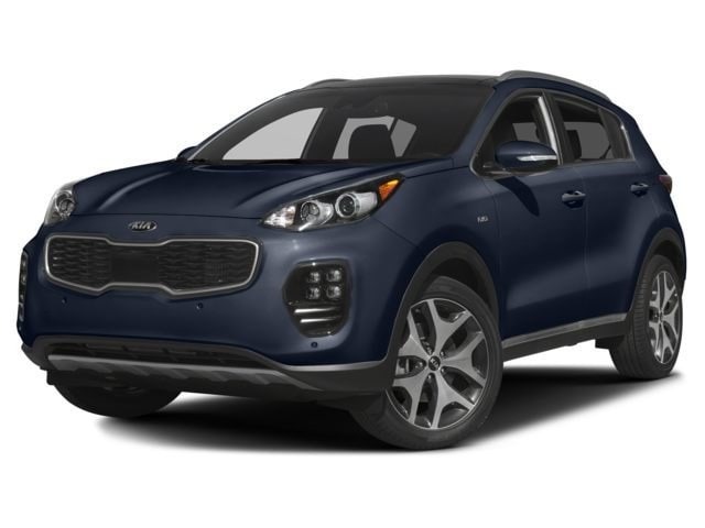 New 2018 Kia Sportage SX Turbo SUV in Temple Hills