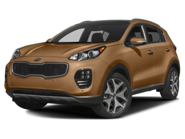 New 2018 Kia Sportage SX Turbo SUV in Lanham, Maryland