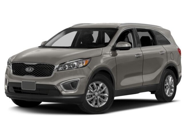 New 2018 Kia Sorento 2.4L LX SUV in Cathedral City
