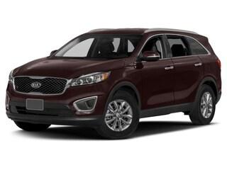 New 2018 Kia Sorento LX SUV for sale in Vallejo, CA at Momentum Kia