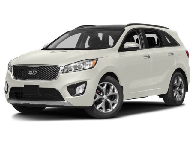 New 2018 Kia Sorento 3.3L SX SUV Burlington, MA