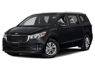New 2018 Kia Sedona L Van Passenger Van for sale in Vallejo, CA at Momentum Kia