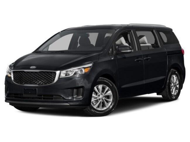 New 2018 Kia Sedona L Van Passenger Van in Temple Hills