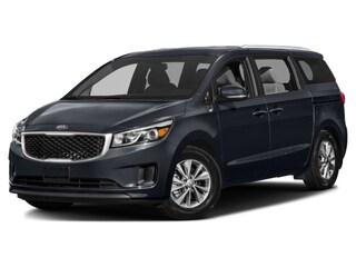 New 2018 Kia Sedona LX Van Passenger Van in Burlington, MA