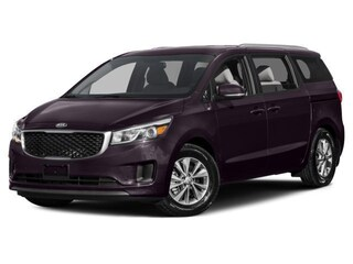 New 2018 Kia Sedona EX Van Passenger Van 408401 in Johnstown, PA