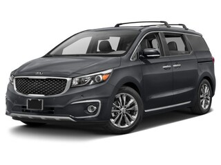 New 2018 Kia Sedona SXL Minivan/Van for sale in Vallejo, CA at Momentum Kia