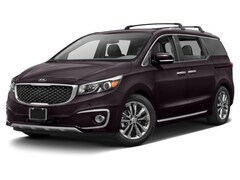 New 2018 Kia Sedona SX Limited Van Passenger Van for sale in the Naperville, IL area