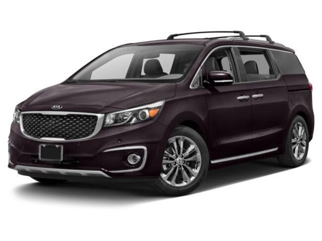 New 2018 Kia Sedona SX Limited Van Passenger Van Anchorage, AK