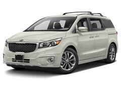 New 2018 Kia Sedona SX Limited Van Passenger Van for sale in Ogden, UT