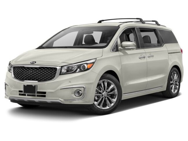 New 2018 Kia Sedona SX Limited Van Passenger Van in Temple Hills