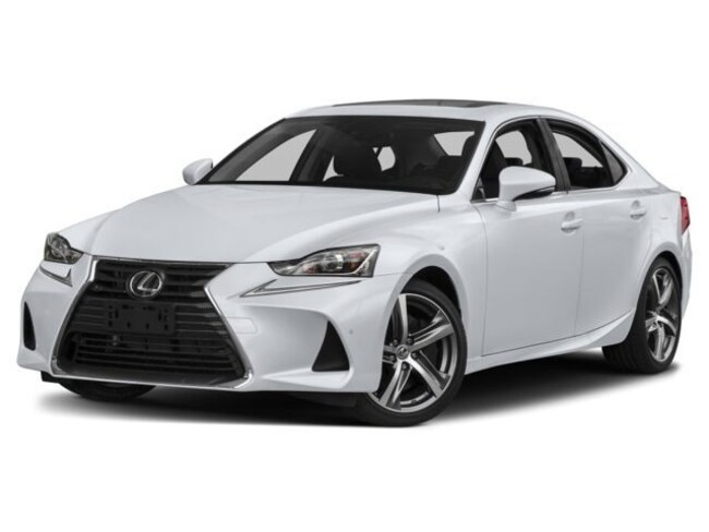 2018 LEXUS IS 350 Sedan
