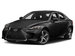 2018 LEXUS IS 350 4DR SDN IS 350 AWD Sedan