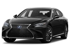 2018 LEXUS LS 500h LS 500h AWD Sedan
