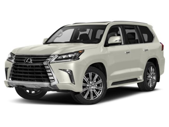 2018 LEXUS LX 570 TWO-ROW LX  570 Two Row 4WD