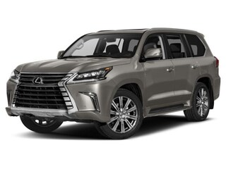2018 LEXUS LX 570 TWO-ROW SUV