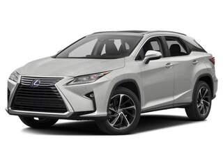 New 2018 LEXUS RX 450h SUV in Beverly Hills, CA